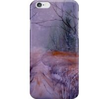 Nothing Here.... iPhone Case/Skin