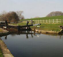 At Newton Locks by WatscapePhoto