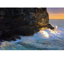 Eastern Surburbs  Headlands Photographic Print