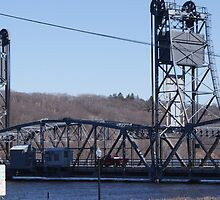 Lift Bridge by WolfPause