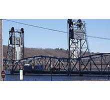 Lift Bridge Photographic Print