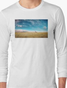 Breaking Bad Desert  Long Sleeve T-Shirt