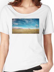 Breaking Bad Desert  Women's Relaxed Fit T-Shirt