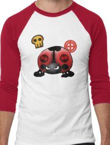 Mil-Bug Men's Baseball ¾ T-Shirt
