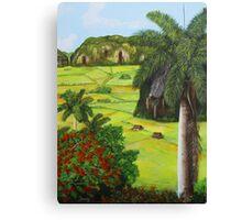Vinales Valley Canvas Print