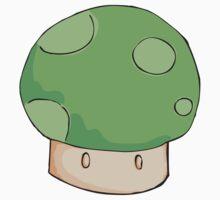 mushroom by Chris Stokes