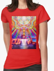 The D33MST3R Womens Fitted T-Shirt