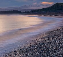 South Bay Kaikoura by Paul Mercer
