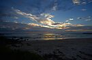 Sunrise at Duranbah, 1 April 2010 by Odille Esmonde-Morgan