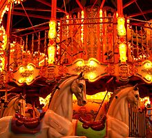 Carousel by Vanessa Nebenfuhr