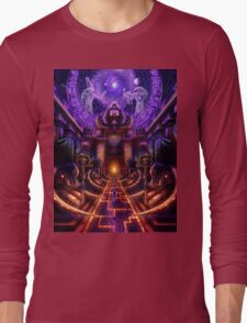 """The Key is within"" Long Sleeve T-Shirt"