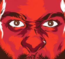 Fear The Beard (James Harden) Sticker