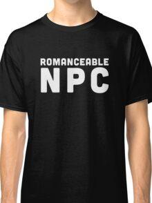 Romanceable NPC  Classic T-Shirt