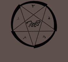 Lucas Darklord Summoning 1 Black Print Unisex T-Shirt