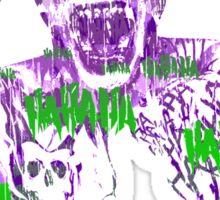 "Joker ""HAHAHA"" - Cloud Nine Edition Sticker"