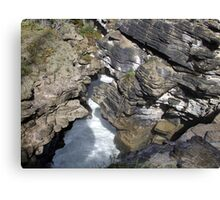 Colors of the Gorge Canvas Print