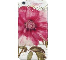 Le Pink iPhone Case/Skin