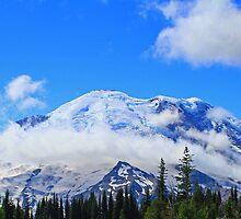 Mount Rainier by AdventureGuy