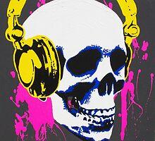 deadphones by Gavin Dobbs
