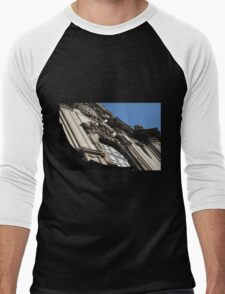 Building Facade 1 Men's Baseball ¾ T-Shirt