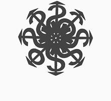 Lucas Darklord Chao$ Logo 2 Grey Print Unisex T-Shirt