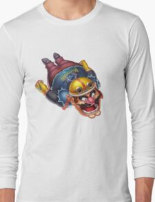 Wario Long Sleeve T-Shirt