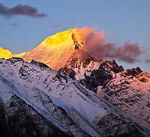 Fire on the Peak by soumen