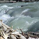 Glacial Water by Jann Ashworth