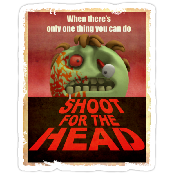 Shoot for the Head by bungeecow