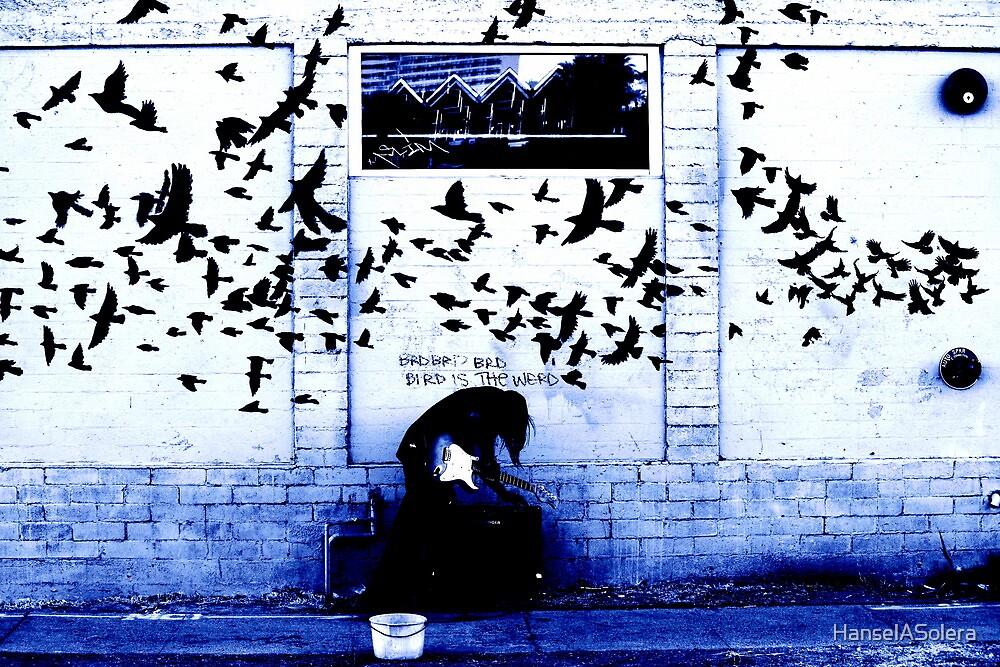 cuervos of music by HanselASolera