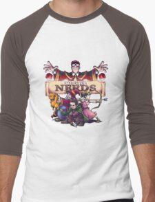 D&D is For Nerds Men's Baseball ¾ T-Shirt