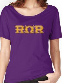 Roar Omega Roar (Monsters U) Women's Relaxed Fit T-Shirt
