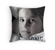 My Keegan Throw Pillow