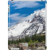 Mt Hood From White River iPad Case/Skin