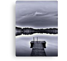 ten summers and a fall (mag/bl) Canvas Print