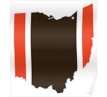 #GoBrowns Poster