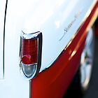 Holden Tail Light by Natsky