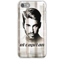 Sergio Ramos iPhone Case/Skin