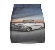 1959 Chevrolet Impala convertible Mini Skirt