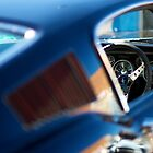 Ford Dash by Natsky