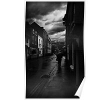 Bewdley Rain Poster