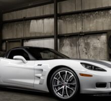 2013 Chevrolet Corvette ZR1 Sticker