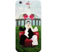 Reality Is A Lovely Place...but I wouldn't want to live there iPhone Case/Skin