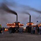 The Great Dorset Steam Fair 2010 by Rob Hawkins