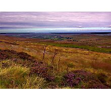 North Yorks Moors National Park Photographic Print