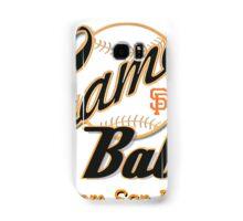 SF Giants Gamer Babe from San Bruno Samsung Galaxy Case/Skin