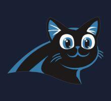 Carolina Panthers logo 2 Kids Clothes