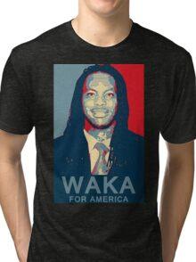 Waka Flocka For America ! Tri-blend T-Shirt
