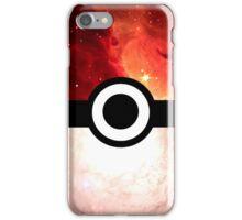Galaxy Pokeball iPhone Case/Skin