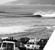 VNDERFIFTY CROWDED SURF SPOT Sticker